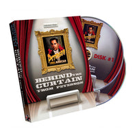 Thom Peterson Behind the Curtain (2 DVD set) DVD - Got Magic?