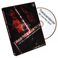 Transcendence by Leon Deo Scott and Merchant of Magic - DVD - Got Magic?