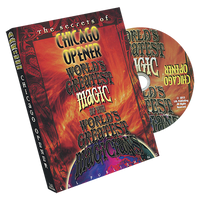 World's Greatest Chicago Opener by L&L Publishing - DVD - Got Magic?