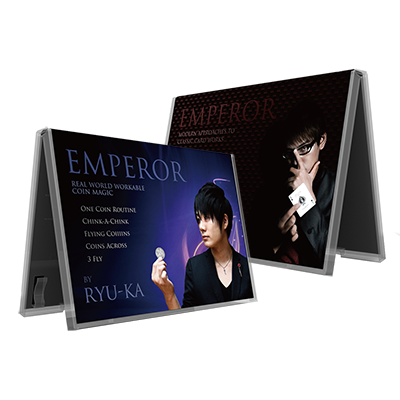 Emperor by MO & RYU-KA - DVD - Got Magic?