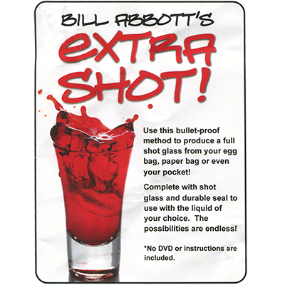 Extra Shot by Bill Abbott - Trick - Got Magic?