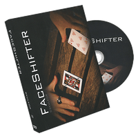 FaceShifter Red (DVD and Gimmick) by Skulkor - DVD - Got Magic?