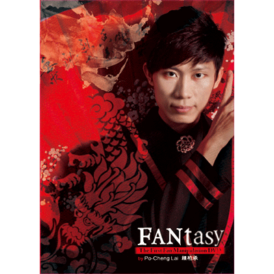 FANtasy by Po Cheng Lai - DVD - Got Magic?