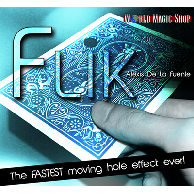 Flik (DVD and Gimmick) by Alexis De La Fuente - Trick - Got Magic?