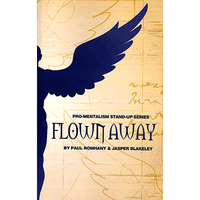 Flown Away by Jasper Blakeley and Paul Romhany DVD & Book Combo - Got Magic?