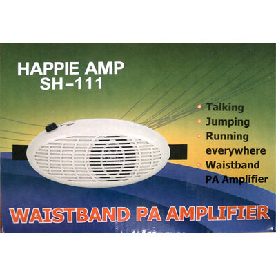 Happie Amp Junior SH-111 (Waistband Amp) - Trick - Got Magic?