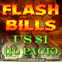 Flash Bill Ten Pack ($1.00) - Trick - Got Magic?