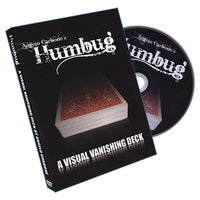 Humbug (Blue Card with DVD) by Angleo Carbone - Trick - Got Magic?