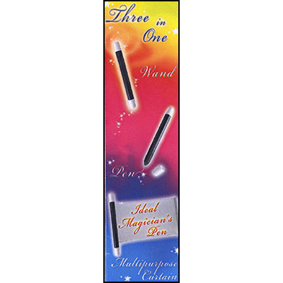 Ideal Magician's Pen by Vincenzo Di Fatta - Trick - Got Magic?