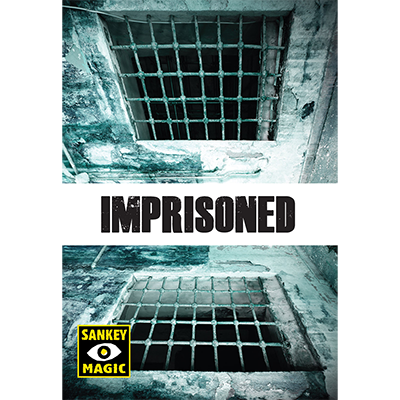 IMPRISONED (DVD+GIMMICK) by Jay Sankey - Trick - Got Magic?
