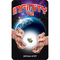 Infinity V2 (Invisible Elastic Thread 200 feet) by Infinity Productions - Trick - Got Magic?