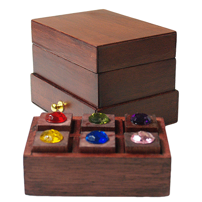 Jewelry Box Prediction by Indomagic Land - Trick