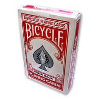 Jumbo Rising Card (Red Bicycle) - TRICK - Got Magic?