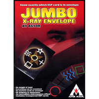 Jumbo X-Ray Envelope by Astor Magic - Trick - Got Magic?