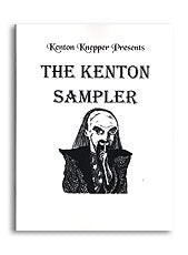 Kenton Sampler book Kenton Knepper - Got Magic?