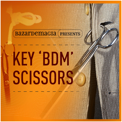 Key BDM Scissors by Bazar de Magia - Trick - Got Magic?