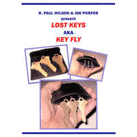 KEYFLY (Lost Keys) by R. Paul Wilson and Joe Porper - Trick - Got Magic?
