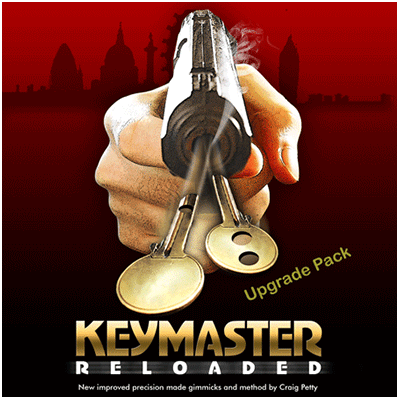 Keymaster Reloaded ( Upgrade Pack )by World Magic Shop - Got Magic?