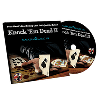 Knock'em Dead 2 (RED) by Peter Nardi and Alakazam Magic - Got Magic?