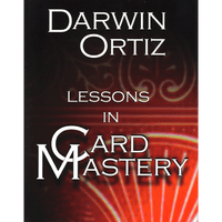 Lessons in Card Mastery by Darwin Ortiz - Book - Got Magic?