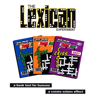 The Lexican by Cosmo Solano - Book - Got Magic?