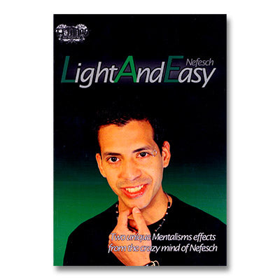 Light and Easy by Nefesch and Titanas - Book - Got Magic?