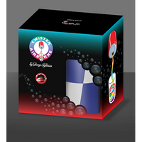 Magnetic Airborne (Red Bull) by Twister Magic - Trick - Got Magic?