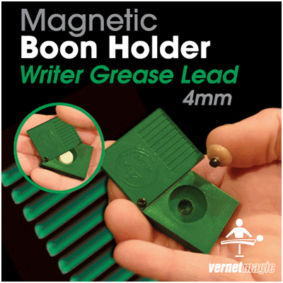 Magnetic Boon Holder Grease Marker by Vernet - Trick - Got Magic?