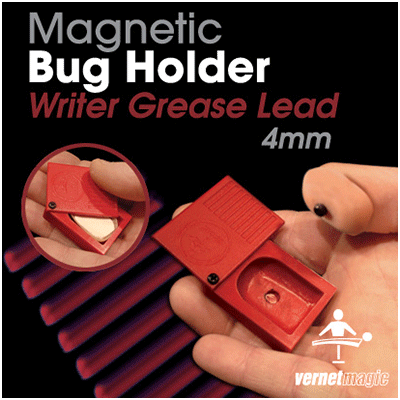Magnetic BUG Holder (Grease Lead) by Vernet - Trick - Got Magic?