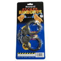 Magic Handcuffs - Trick - Got Magic?