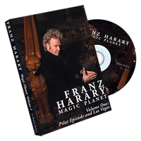 Magic Planet vol. 1: Pilot Episode and Las Vegas by Franz Harary and The Miracle Factory - DVD - Got Magic?