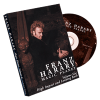 Magic Planet vol. 6: High Impact and Looking Back  by Franz Harary and The Miracle Factory - DVD - Got Magic?