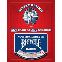 Mastermind 2C (Red Bicycle Only) by Christopher Kenworthey - Trick - Got Magic?