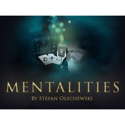 Mentalities By Stefan Olschewski - DVD - Got Magic?