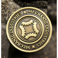 Full Dollar Coin (Bronze) by Mechanic Industries - Trick - Got Magic?