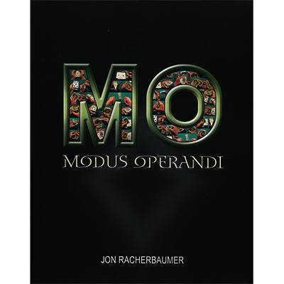 MO: Modus Operandi Book by Jon Racherbaumer - Got Magic?