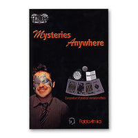 Mysteries Anywhere by Pablo Amira and Titanas - Book - Got Magic?