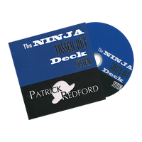 Ninja Tossed Out Deck by Patrick Redford - Trick - Got Magic?
