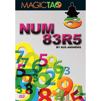 Numbers by Rus Andrews and MagicTao - Trick - Got Magic?
