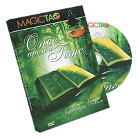 Once Upon a Time (DVD and Gimmicks) by Wayne Dobson and MagicTao - DVD - Got Magic?