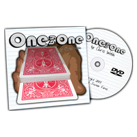 One By One (gimmick & DVD) by Chris Webb - Trick - Got Magic?