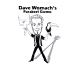 Parakeet Gizmo (white) by Dave Womach - Trick - Got Magic?