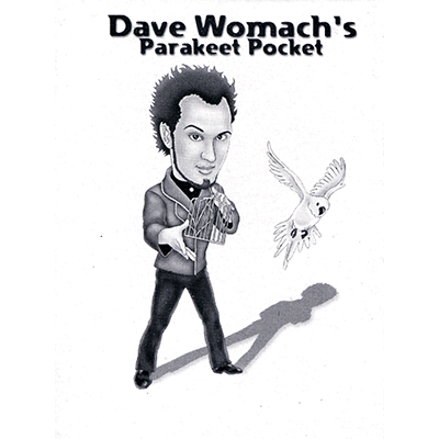 Parakeet Pocket by Dave Womach - Trick - Got Magic?