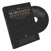 The Marvelous Pencyclopedia by Tom Crosbie - Got Magic?