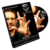 Pi: Ring on Band (Bands Included) by Michael Scanzello - Trick - Got Magic?