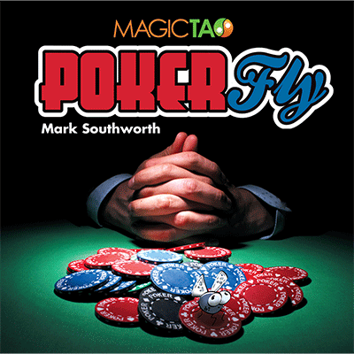 Poker Fly by Mark Southworth and MagicTao - Trick - Got Magic?