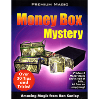 Money Box Mystery by Premium Magic - Trick - Got Magic?