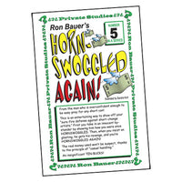Ron Bauer Series: #5 - Hornswoggeld Again - Book - Got Magic?