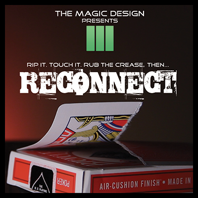 RECONNECT by Marcus Eddie - Trick - Got Magic?