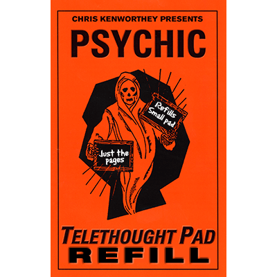 Refill for Telethought Pad (Small) - Trick - Got Magic?